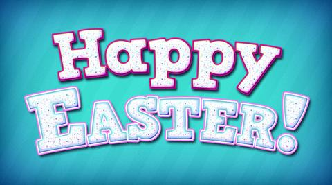 Easter Text Effects - Spring Styles